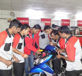 Yamaha – Two Wheeler Technician