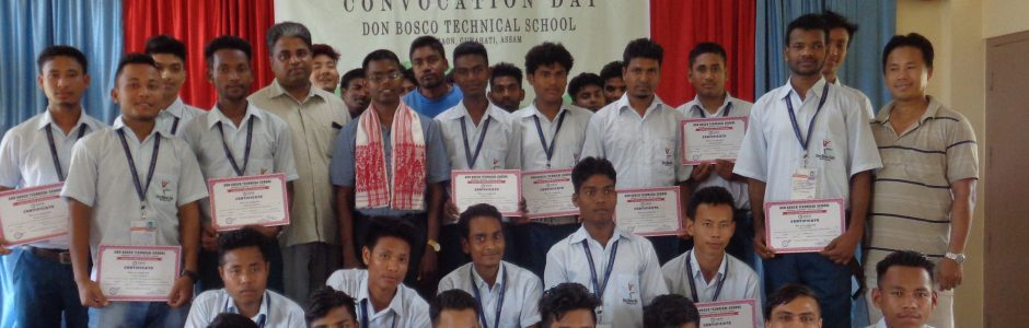 Students at Don Bosco Technical School